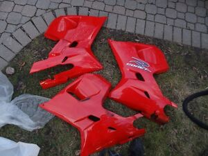 Hyosung GT250R and GT650R Bodywork Fairings -10 parts