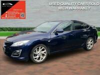 2011 Mazda 6 2.2d [180] Sport 5dr HATCHBACK Diesel Manual