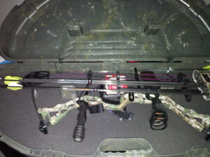 blackout intrigue compound bow