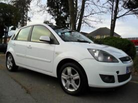 FORD FIESTA 1.4 TDCi 2008 ONLY 72,000 MILES COMPLETE WITH M.O.T HPI CLEAR INC