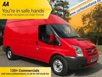 2013 Ford Transit 350 Lwb [ MOBILE WORKSHOP / WELDING UNIT ] High Roof Van Rwd