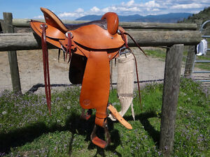 Bighorn endurance saddle