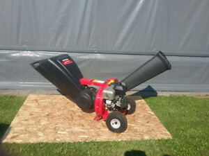 Gas Wood Chipper