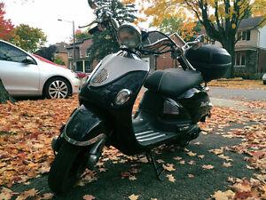 Scooter Vinny 2013 / 50 cc