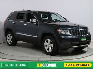 2012 Jeep Grand Cherokee LIMITED TOIT OUVRANT CUIR NAVIGATION 8