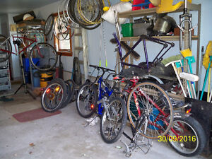 Assorted bikes for spares or re- furbishment Stratford Kitchener Area image 6