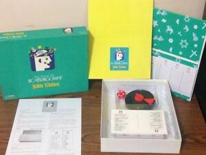 ***LIKE NEW*** Scattegories: Bible Edition Board Game