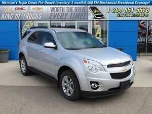 2015 Chevrolet Equinox LT | HTD Leather | True North  - $163.25