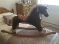 "MAMA""S & PAPA""S CHILDS ROCKING HORSE"
