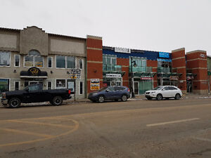 DOWNTOWN OFFICE FOR LEASE ON PERRON ST.
