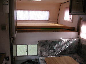 Truck camper for 8 foot pickup box Kitchener / Waterloo Kitchener Area image 8