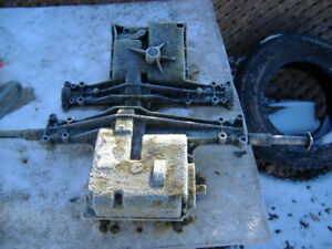 wanted 14 hp roper rear transaxle