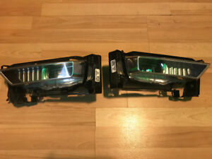 CR6 Accord hybrid  fog lights right and left side STA