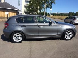 BMW Series 1, 5 door hatchback, Diesel, Automatic, 2010, 29,000 miles Must go by Monday or p/x