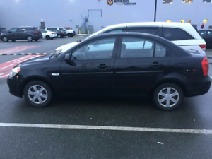 Hyundai accent in excellent condition