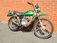 HONDA SL125 1971