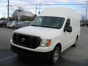 2012 Nissan NV2500 HD High Roof Cargo Van
