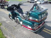 Clean GoldWing at Irwin Supply