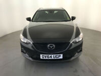 2014 64 MAZDA 6 SE-L NAV D ESTATE DIESEL 1 OWNER MAZDA SERVICE HISTORY FINANCE