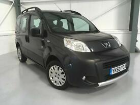 Peugeot Bipper 1.4HDi 8v 70 2-Tronic Tepee Outdoor