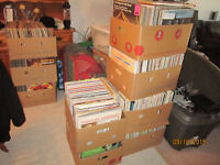 THOUSANDS Of Records Pick Any 10 Or More At $1 Each!!