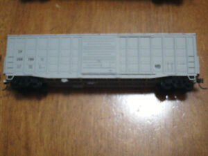 HO scale CP Rail Boxcar for electric model trains