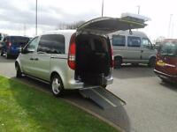 2006 Mercedes Vaneo Trend CDi Wheelchair Accessible Disabled Vehicle