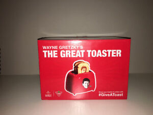 WAYNE GRETZKY - THE GREAT TOASTER