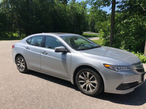 2017 Acura TLX Tech package