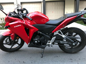 2013 Honda CBR250 for sale