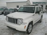 2008 JEEP LIBERTY LIMITED EDITION-NAV-{CONVERTIBLE} FULLY LOADED