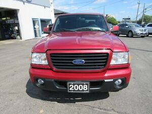 2008 Ford Ranger Sport SuperCab 4 Door 2WD Peterborough Peterborough Area image 6