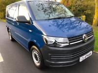 2016 16 VOLKSWAGEN TRANSPORTER 2.0TDI T26 SWB 1 OWNER FROM NEW ONLY 30,000 MILES