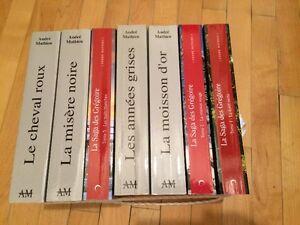 Livres de André Mathieu