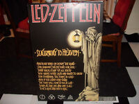 LED ZEPPELIN ON  WOODEN POSTERS