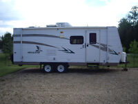 2006 Fleetwood Mallard Travel Trailer: 24 foot