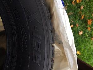 "Winter tires - Michelin 14"" Stratford Kitchener Area image 3"