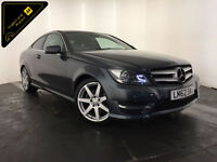 2012 62 MERCEDES-BENZ C220 AMG SPORT CDI AUTO DIESEL COUPE FINANCE PX WELCOME