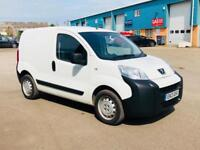 Peugeot Bipper 1.3HDi 75 S 2013(13)REG**VERY ECONOMICAL**