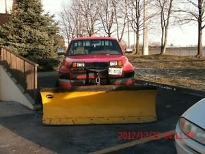 contracts for snow removal res & com Windsor Region Ontario image 1