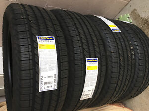 New tires P265/50R20