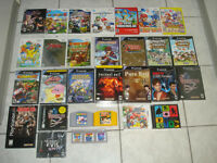 Various Older Games!
