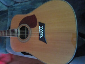 Michael Kelly 12 String Acoustic Guitar