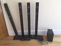 Samsung HT-C555 home sound system