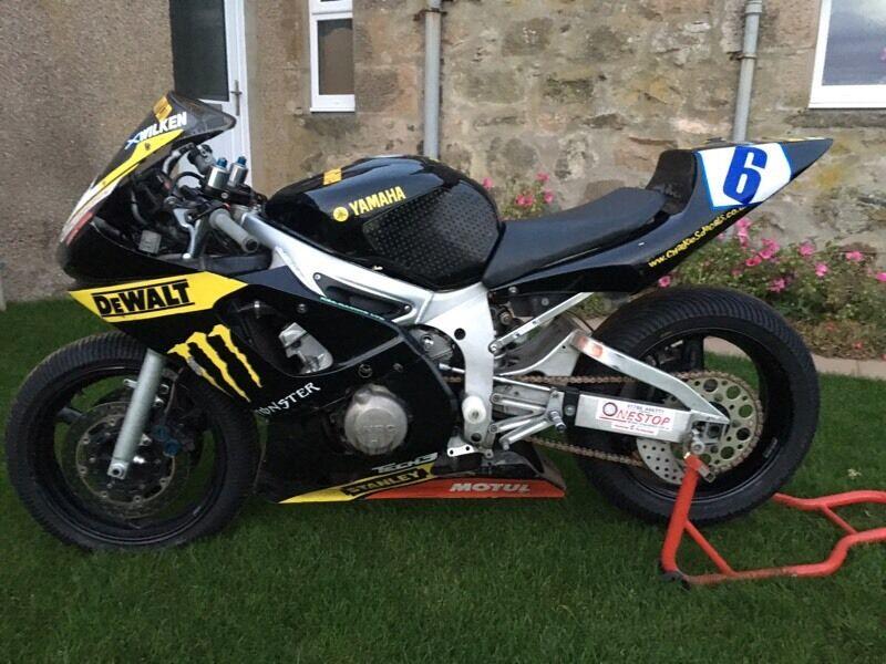 Yamaha r6 5eb track race bike | in Huntly, Aberdeenshire | Gumtree