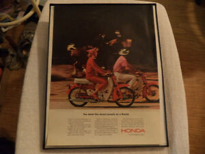 OLD  MOTORCYCLE ADS AND OTHERS Windsor Region Ontario image 3
