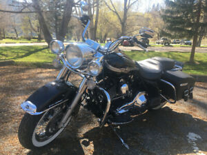 2003 Road King Classic 100th Anniversary Edition