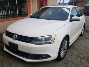 2011 Volkswagen Jetta Sedan Highline TDI LOW KM
