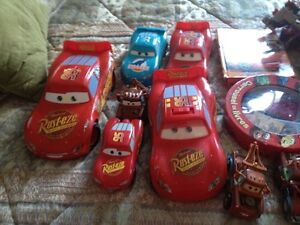 Flash mc queen cars. ALL AVAILABLE