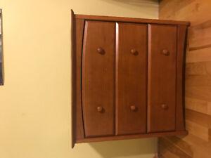 Storkcraft Beatrice 3 Drawer Dresser
